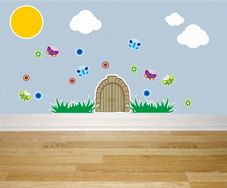 Fairy Door Sticker Set - Introductory Price
